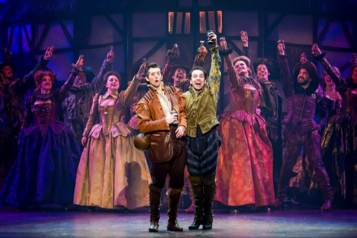 Something Rotten! on Broadway