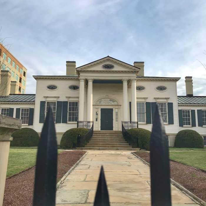 Taft Museum of Art in Cincinnati Ohio
