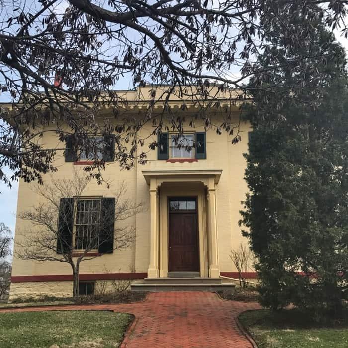 William Howard Taft National Historic site