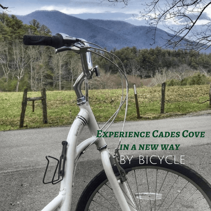 Experience Cades Cove in a New Way by Bicycle