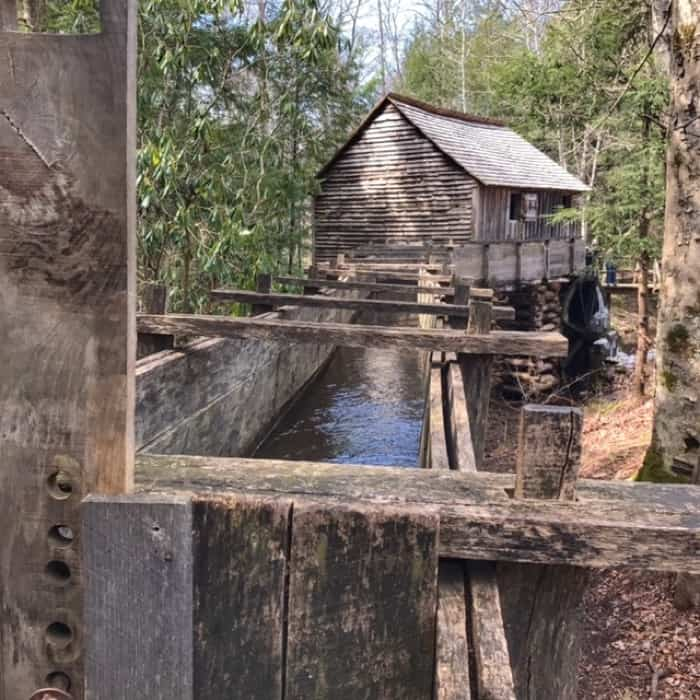 Cable Mill on the Cades Cove loop