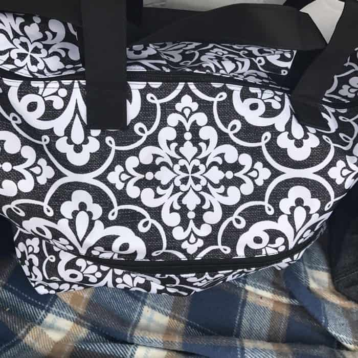 Thirty-one gifts Expandable travel tote