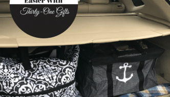 Traveling Made Easier With Thirty-One Gifts