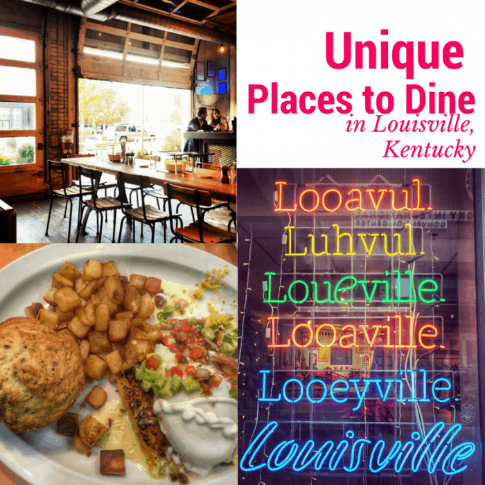 Places To Visit In Northern Ky: Unique Places To Dine In Louisville, Kentucky