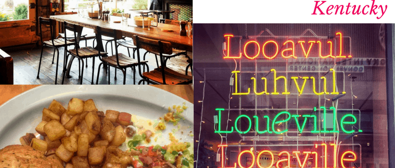 Unique Places to Dine in Louisville, Kentucky