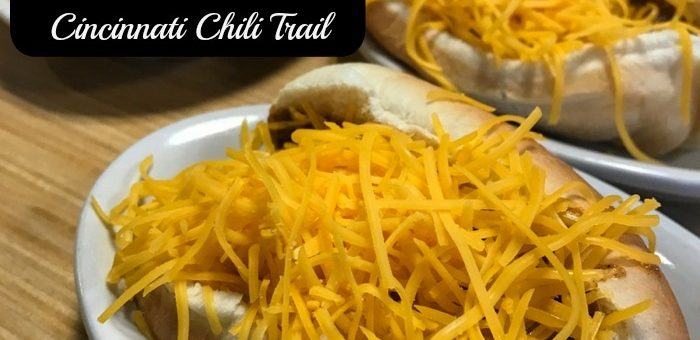 Why you need to check out the 1st Cincinnati Style Vegetarian Chili on the Cincinnati Chili Trail
