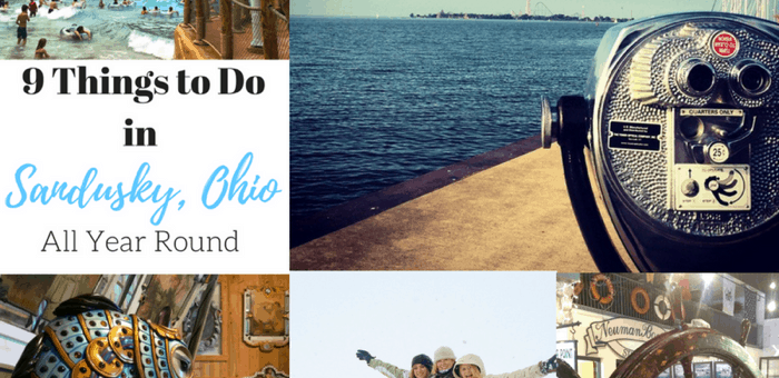 9 Things to do in Sandusky All Year Round