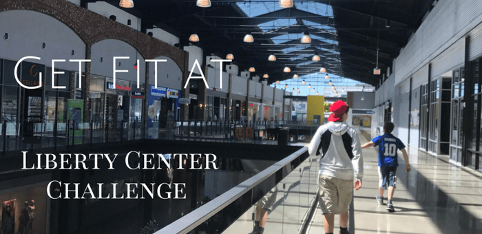 Get Fit at Liberty Center Challenge
