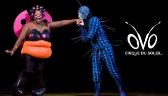 OVO from Cirque du Soleil is coming to Cincinnati ~ Giveaway