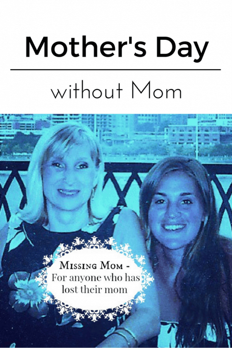 Mother's Day without Mom
