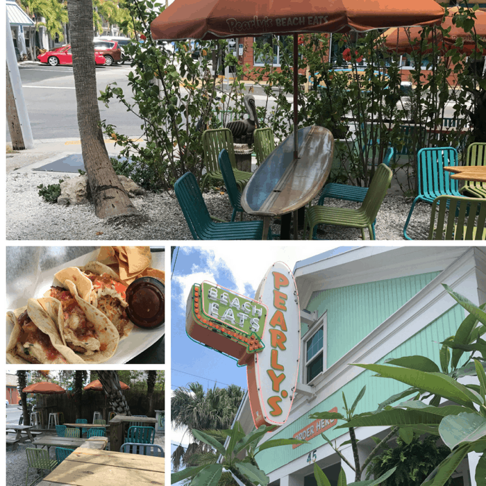 Pearly's Beach Eats in Clearwater, FL