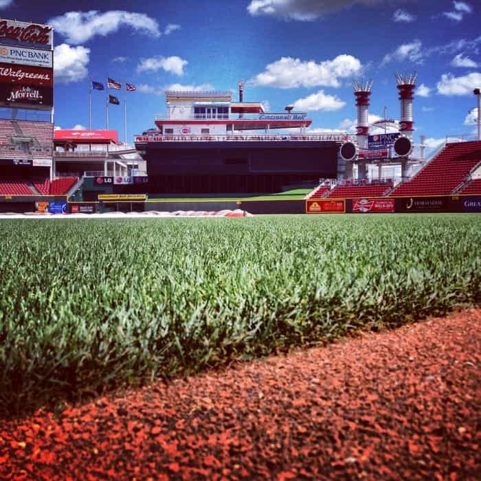 Cincinnati Reds Ballpark Tour