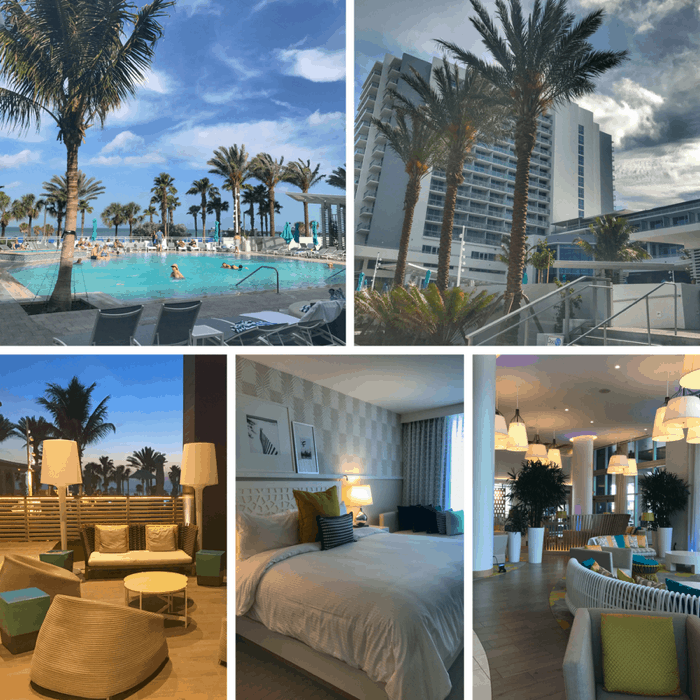 Wyndham Grand Resort in Clearwater, FL