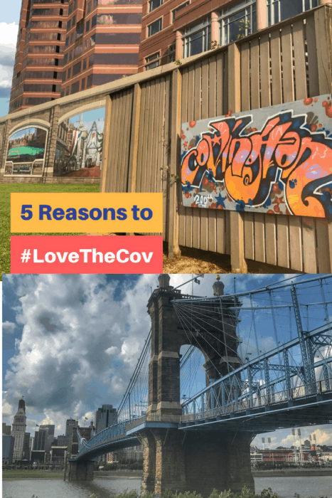 5 Reasons to Love Covington, KY