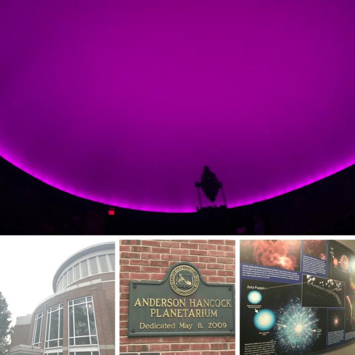 Anderson Hancock Planetarium