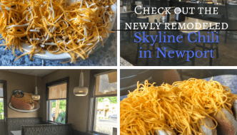 Check out the newly remodeled Skyline Chili in Newport