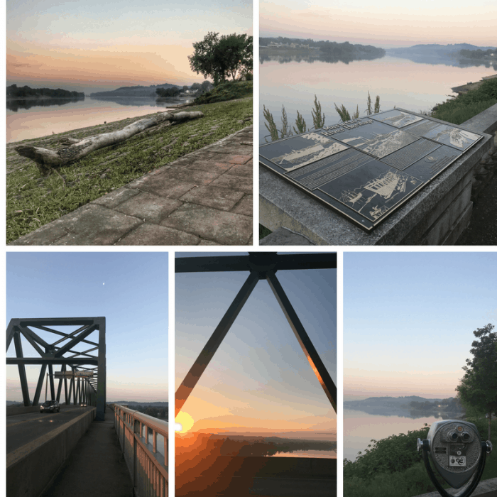 sunrise pics in Marietta Ohio