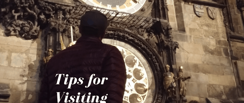 Tips for Visiting Europe with Kids
