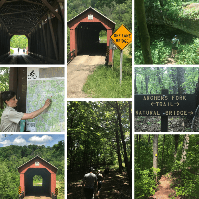 Hike atWayne National Forest