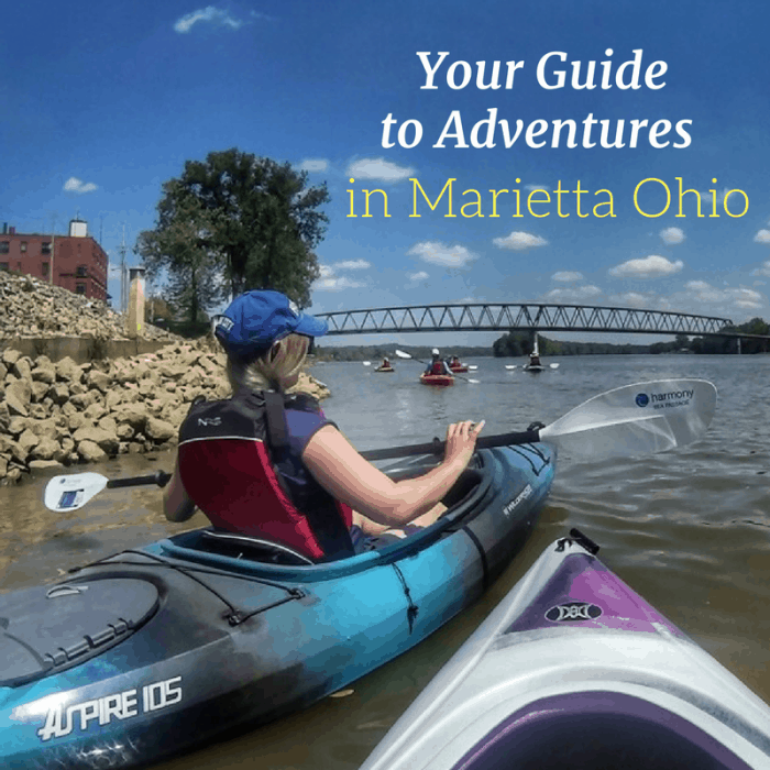 Your Guide to Adventures in Marietta Ohio