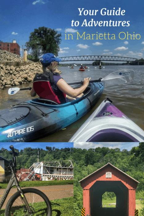 Your Guide to Adventures in Marietta Ohio