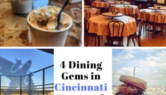 4 Dining Gems in Cincinnati in Cincinnati You Need to Visit