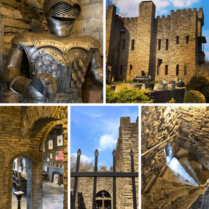 The Historic Loveland Castle & Museum Chateau Laroche