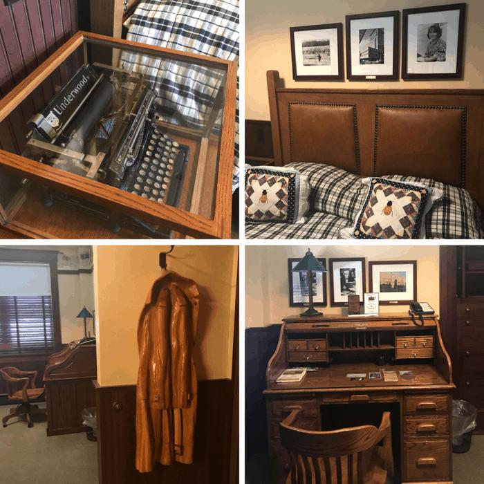 Hotel Pattee in Iowa