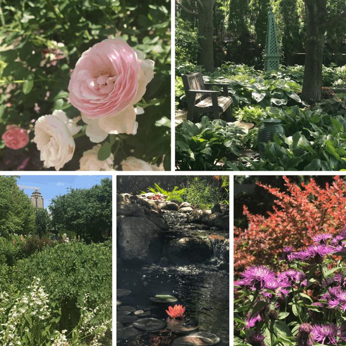 Better Homes and Gardens Test Garden in Des Moines Iowa