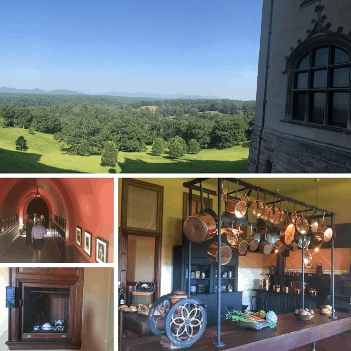 tour The Biltmore Estate in Asheville NC