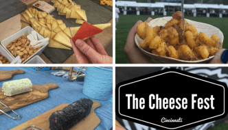 The Cheese Fest in Cincinnati Saturday September 9th ~ Giveaway