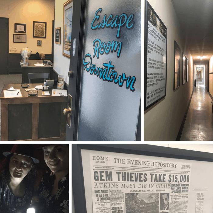 Downtown Canton Escape Room