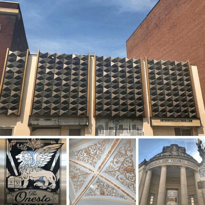 architecture in Canton Ohio