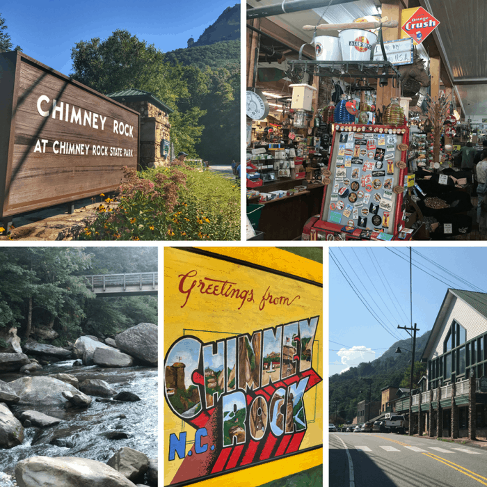 Chimney Rock Village North Carolina