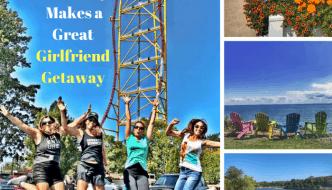 Reasons Why Sandusky Makes a Great Girlfriend Getaway