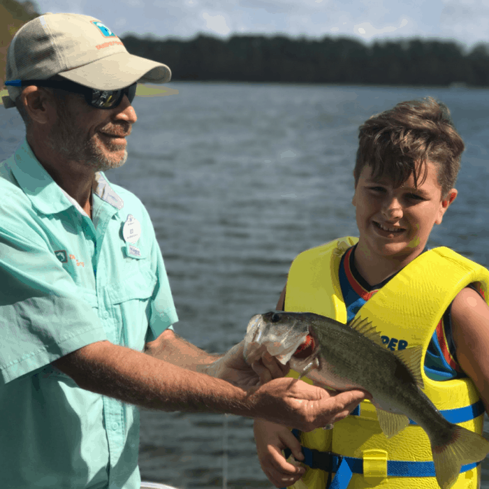 3 boating adventures you need to try at disney world for Take me fishing