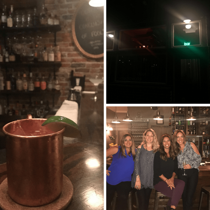 Craft Cocktail at Volstead Bar