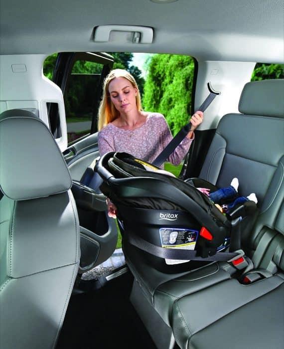 Britax Test Drive Parenthood Event & Infant Car Seat Giveaway ...