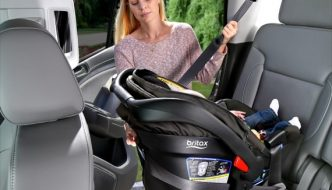 Britax Test Drive Parenthood Event & Infant Car Seat Giveaway