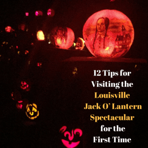 12 Tips for Visiting the Louisville Jack O' Lantern Spectacular for the First Time