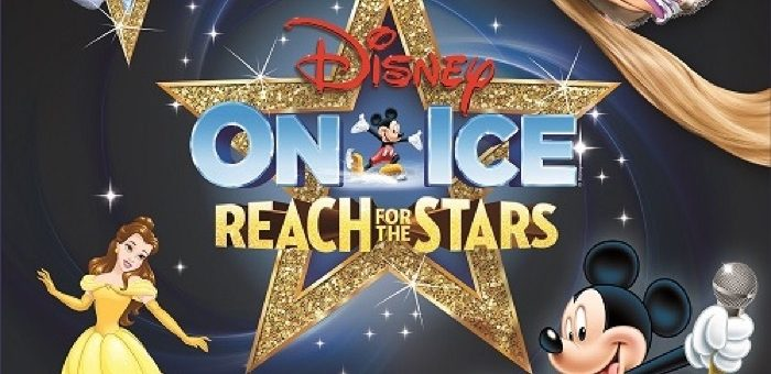Disney on Ice – Reach for the Stars -Giveaway