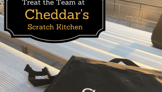 Treat the Team at Cheddar's Scratch Kitchen ~Giveaway