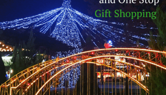 Liberty Center Holiday Fun and One Stop Gift Shopping