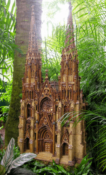 New York Botanical Garden Train Show in New York City