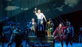 4 Things My Son Loved About Finding Neverland the Musical
