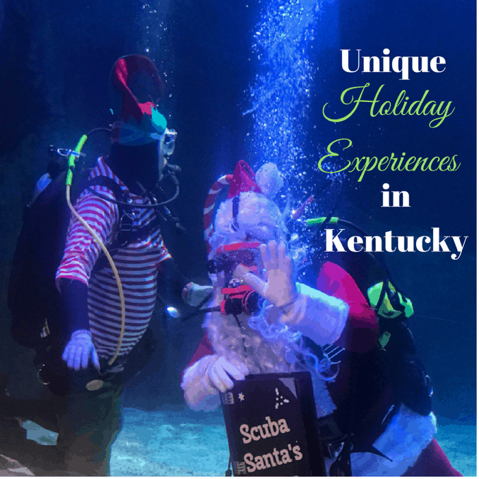 Unique Holiday Experiences in Kentucky