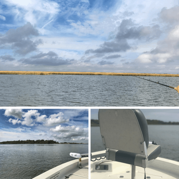 Guided Fishing Excursion in Lake Charles LA