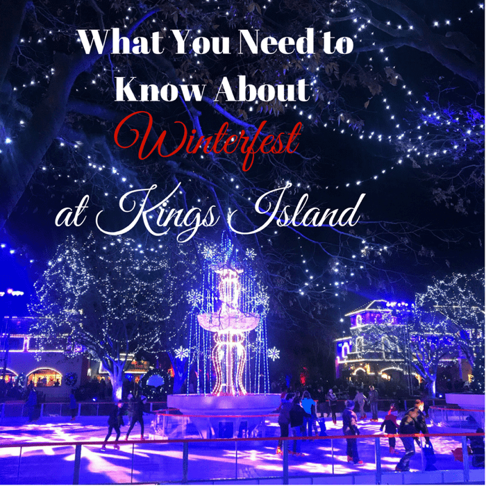 What You Need to Know About Winterfest at Kings Island