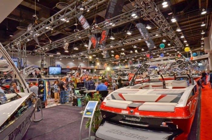 Vacation Inspiration At The Cincinnati Travel Sports Boat - Cincinnati car show 2018