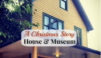 A Christmas Story House & Museum in Cleveland
